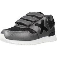 Zapatos Niño Zapatillas bajas Munich DASH KID VCO Gris