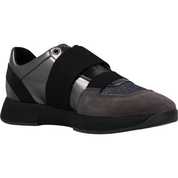Zapatos Mujer Zapatillas bajas Geox D SUZZIE Gris