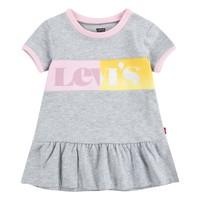 textil Niña Vestidos cortos Levi's 1EC694-G2H Gris