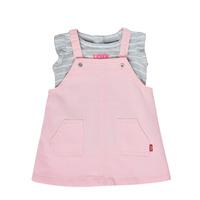 textil Niña Conjunto Levi's 1ED091-A4U Rosa
