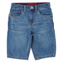 textil Niño Shorts / Bermudas Levi's PERFORMANCE SHORT Azul