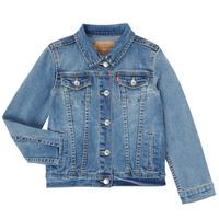 textil Niña Chaquetas denim Levi's 3E4388-M0K Azul