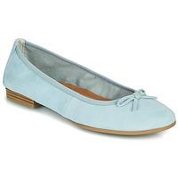 Zapatos Mujer Bailarinas-manoletinas Tamaris ALENA Azul