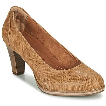 Zapatos Mujer Zapatos de tacón Tamaris FEELINA Marrón