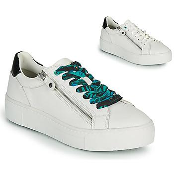 Zapatos Mujer Zapatillas bajas Tamaris MILANIA Blanco