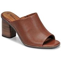 Zapatos Mujer Zuecos (Mules) Tamaris NOAMY Marrón