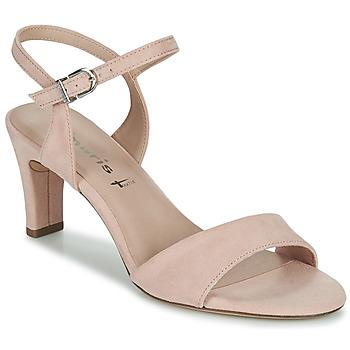 Zapatos Mujer Sandalias Tamaris MELIAH Beige