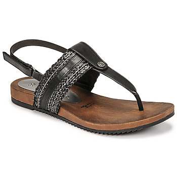 Zapatos Mujer Sandalias Tamaris LOCUST Negro