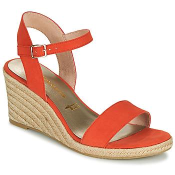 Zapatos Mujer Sandalias Tamaris LIVIAN Rojo