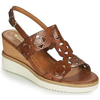 Zapatos Mujer Sandalias Tamaris ALIS Cognac