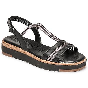 Zapatos Mujer Sandalias Tamaris BENNA Negro