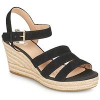 Zapatos Mujer Sandalias Geox D SOLEIL C Negro