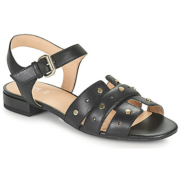 Zapatos Mujer Sandalias Geox D WISTREY SANDALO C Negro