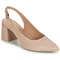 Zapatos Mujer Zapatos de tacón Geox D BIGLIANA A Beige