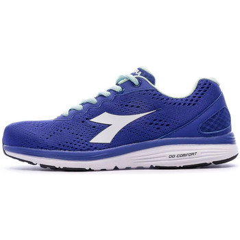 Zapatos Mujer Running / trail Diadora  Azul