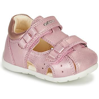 Zapatos Niña Sandalias Geox KAYTAN Rosa
