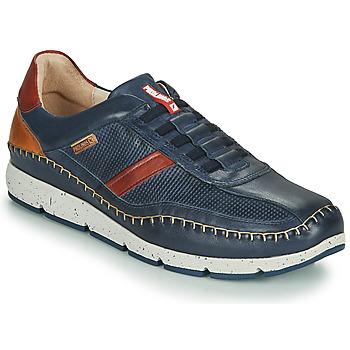 Zapatos Hombre Zapatillas bajas Pikolinos FUENCARRAL M4U Azul