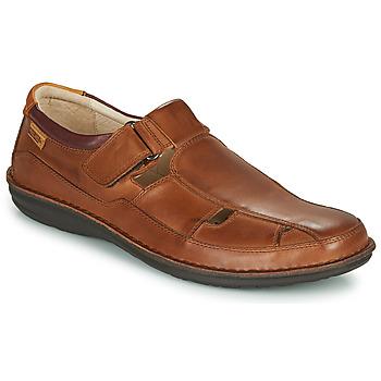 Zapatos Hombre Sandalias Pikolinos SANTIAGO M8M Marrón