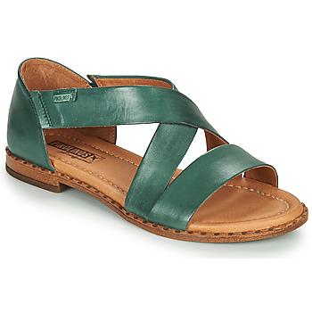 Zapatos Mujer Sandalias Pikolinos ALGAR W0X Azul