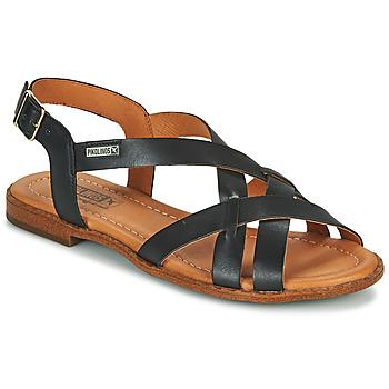 Zapatos Mujer Sandalias Pikolinos ALGAR W0X Negro