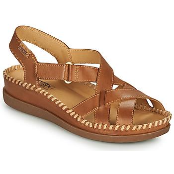 Zapatos Mujer Sandalias Pikolinos CADAQUES W8K Marrón