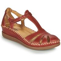 Zapatos Mujer Sandalias Pikolinos CADAQUES W8K Rojo