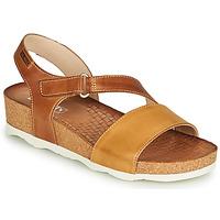 Zapatos Mujer Sandalias Pikolinos MAHON W9E Marrón