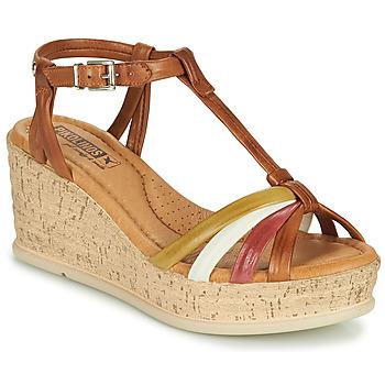 Zapatos Mujer Sandalias Pikolinos MIRANDA W2F Marrón