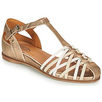 Zapatos Mujer Sandalias Pikolinos TALAVERA W3D Oro