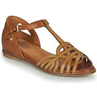 Zapatos Mujer Sandalias Pikolinos TALAVERA W3D Miel