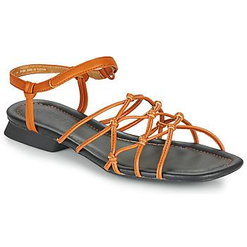 Zapatos Mujer Sandalias Camper CASI MYRA SANDAL Marrón