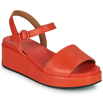 Zapatos Mujer Sandalias Camper MISIA Rojo