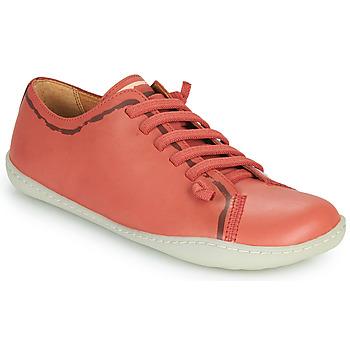 Zapatos Mujer Zapatillas bajas Camper PEU CAMI Rojo