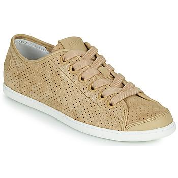 Zapatos Mujer Zapatillas bajas Camper UNO Beige