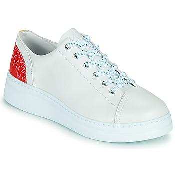 Zapatos Mujer Zapatillas bajas Camper RUNNER UP Blanco / Rojo