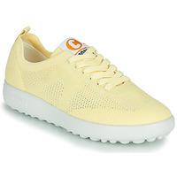 Zapatos Mujer Zapatillas bajas Camper PELOTAS XLF Amarillo