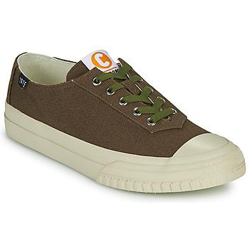 Zapatos Hombre Zapatillas bajas Camper CAMALEON Kaki