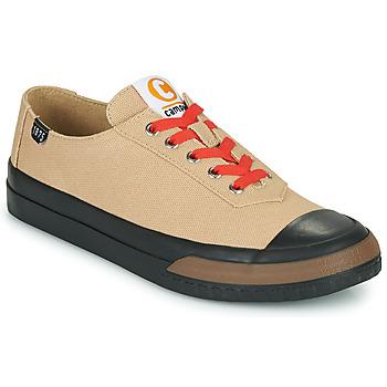 Zapatos Hombre Zapatillas bajas Camper CAMALEON Beige