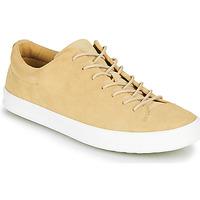Zapatos Hombre Zapatillas bajas Camper CHASIS Beige