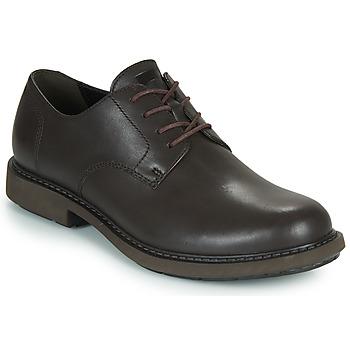 Zapatos Hombre Derbie Camper NEUMAN Marrón