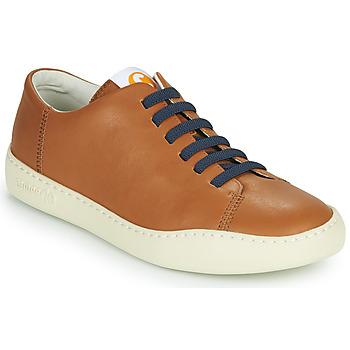 Zapatos Hombre Zapatillas bajas Camper PEU TOURING Marrón