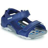 Zapatos Niño Sandalias Camper OUS Azul