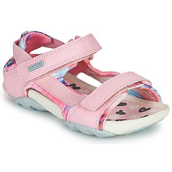 Zapatos Niña Sandalias Camper OUS Rosa