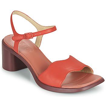 Zapatos Mujer Sandalias Camper MEDA Rojo