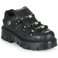 Zapatos Derbie New Rock M-233-C3 Negro