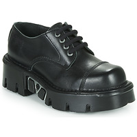 Zapatos Derbie New Rock M-NEWMILI03-C3 Negro