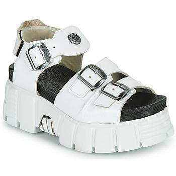 Zapatos Mujer Sandalias New Rock M-BIOS101-C3 Blanco