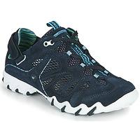 Zapatos Mujer Zapatillas bajas Allrounder by Mephisto NIWA Azul