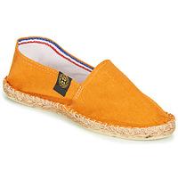 Zapatos Alpargatas Art of Soule LINEN Naranja