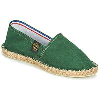 Zapatos Alpargatas Art of Soule LINEN Verde